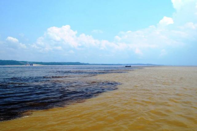 Combo de Passeio Turbinado: Boto e visita a aldeia indígena + Encontro das Águas