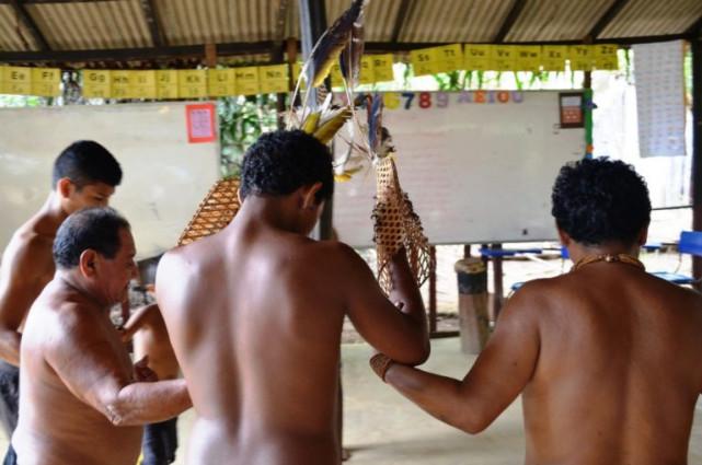 Ritual Da Tucandeira em Manaus