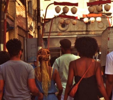 Caminhada São Paulo Negra