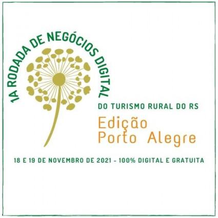 1a Rodada de Negócios Digital do Turismo Rural do RS - Edição Porto Alegre: sala Afroturismo